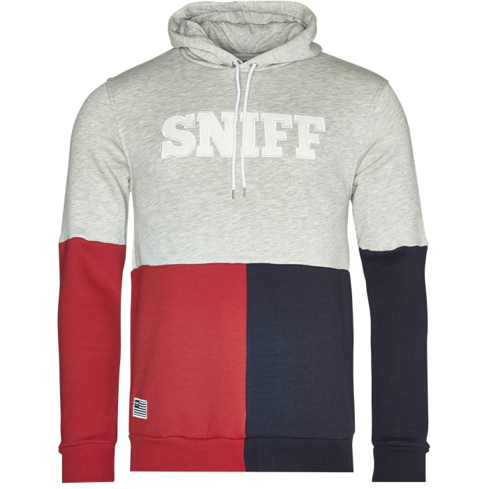 Movement - Sweatshirts - Regular - Grå